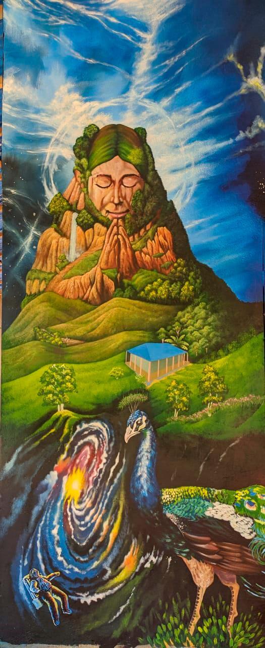 Murales, el arte que inunda a San Jacinto