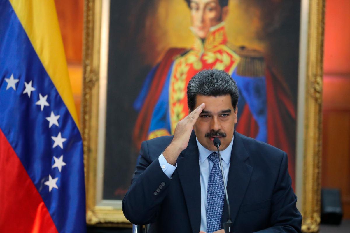 Maduro ganó con amplio margen los comicios de mayo pasado. // EFE Miguel Gutiérrez