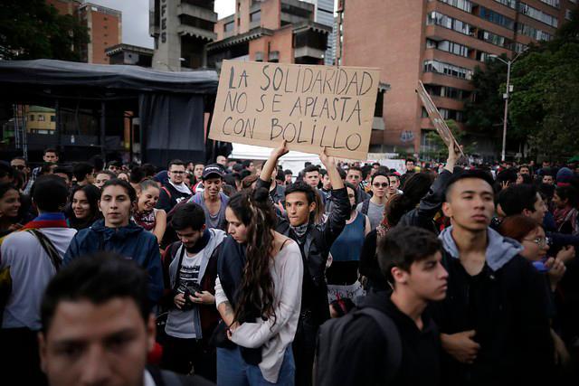 ¿Por qué los estudiantes vuelven a protestar en las calles este jueves?