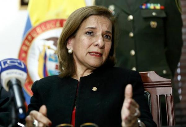 Margarita Cabello. //Colprensa.