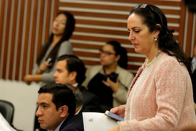 María Fernanda Cabal, senadora del Centro Democrático.//COLPRENSA