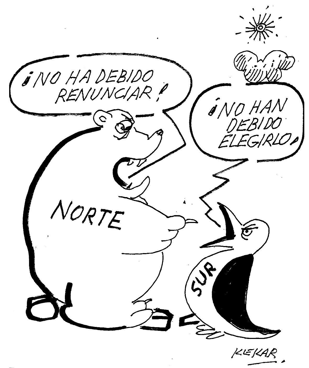 Caricatura 17 de mayo de 2019