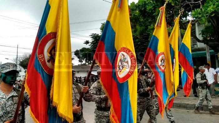 Quienes quieran seguir el desfile en redes sociales se usarán las etiquetas #20DeJulio y #MásColombianoQueNunca.