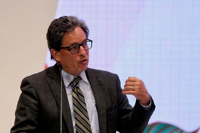 Alberto Carrasquilla, Ministro de Hacienda y Crédito Público. //Colprensa.