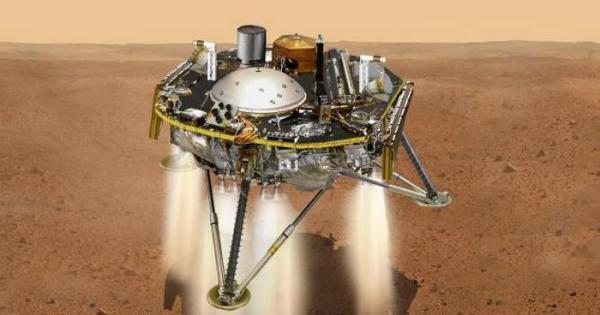 La sonda, llamada InSight, ha recorrido 482 millones de kilómetros (300 millones de millas) en un proyecto que ha costado 1.000 millones de dólares. EFE