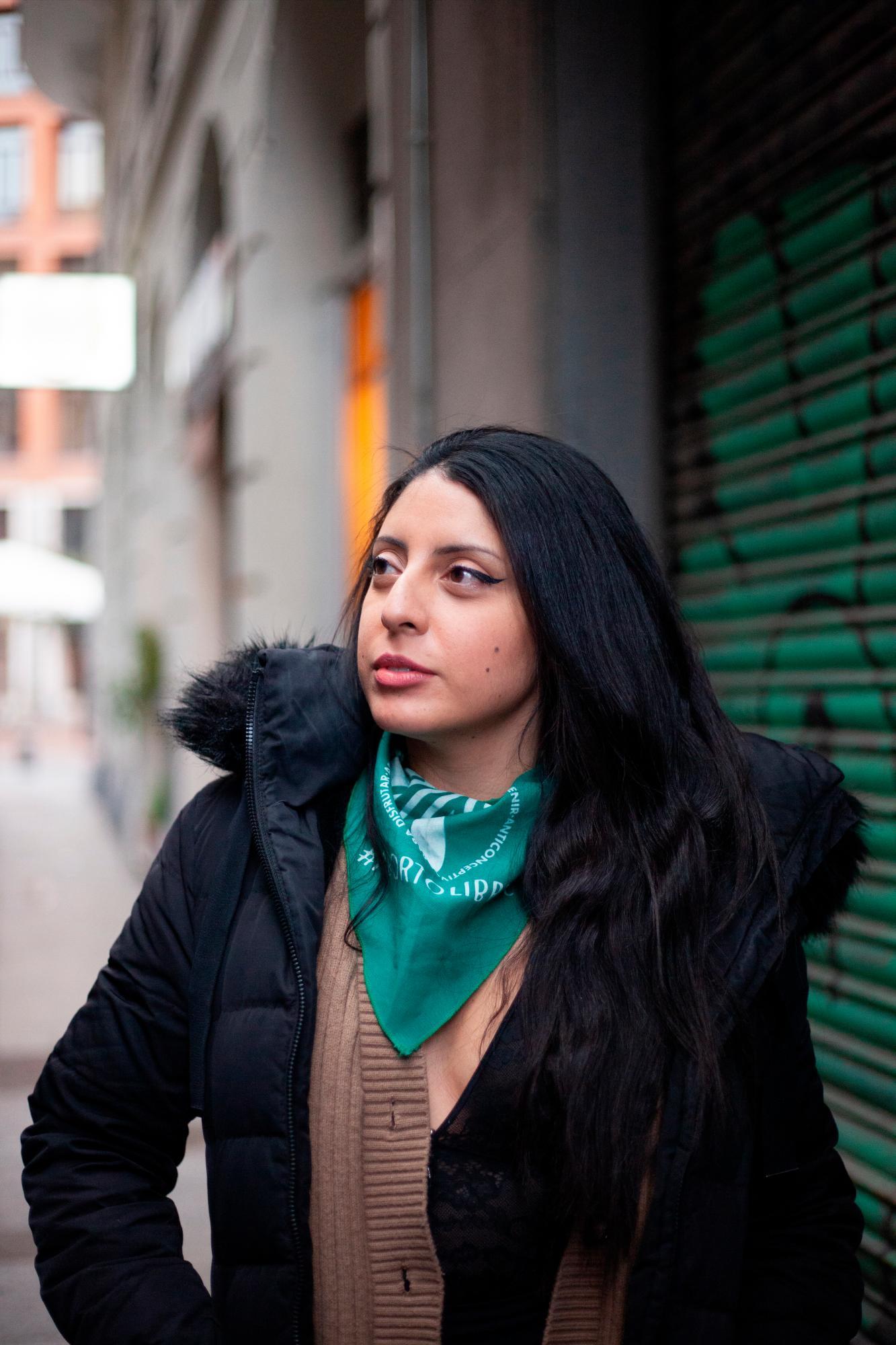 Mónica Ojeda, escritora.