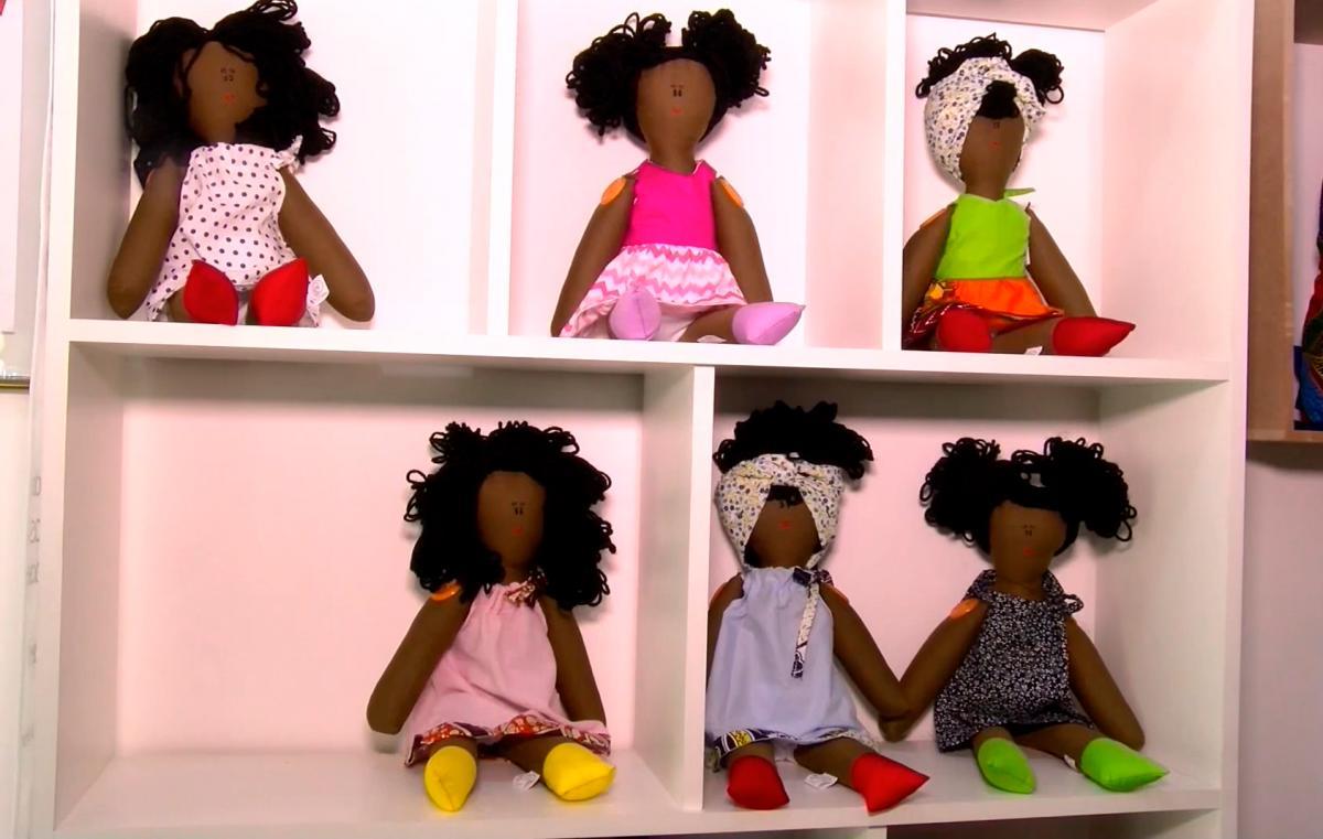 Brasil abre la primera tienda de muñecas negras para promover la diversidad