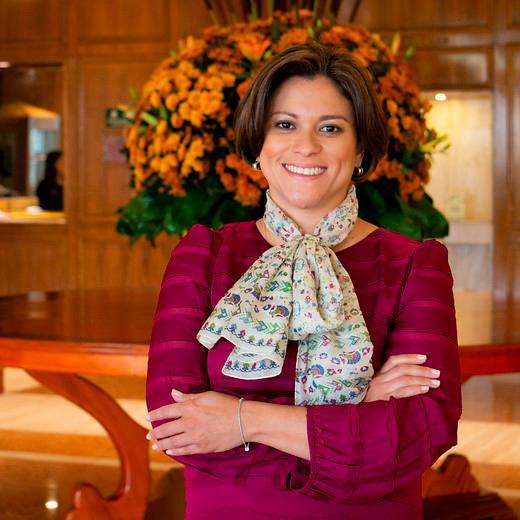 Natasha Avendaño, Superintendente de Servicios Públicos. // Colprensa