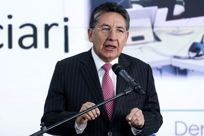 Néstor Humberto Martínez, Fiscal General de la Nación. //Colprensa.