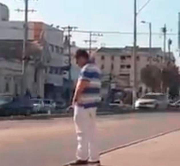 //Foto tomada de video.