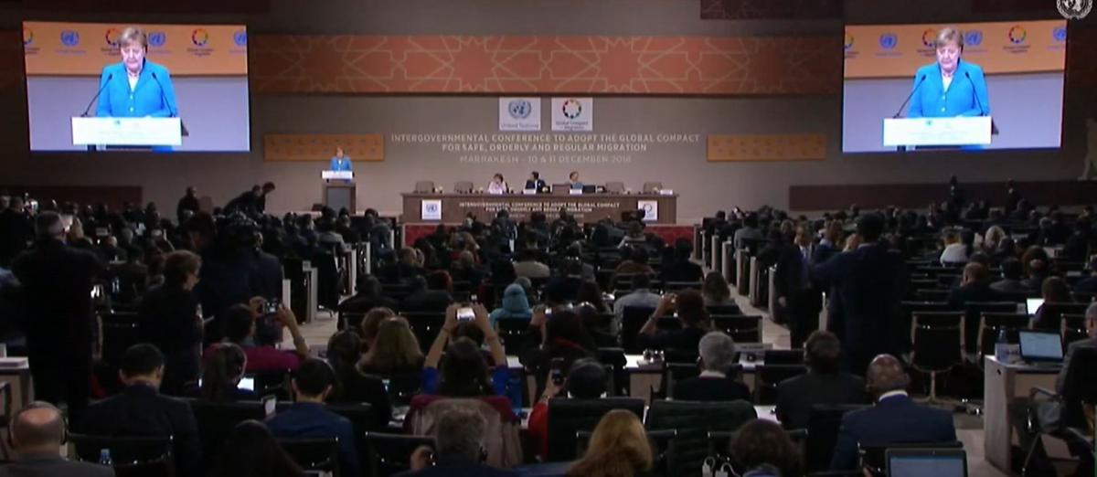 Pacto migratorio de la ONU fue aprobado