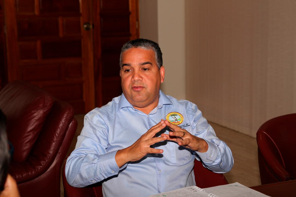 Pedrito Pereira espera decisión de Iván Duque sobre su encargo a la Alcaldía