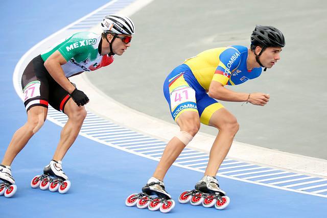 Pedro Causil ganó hoy su quinta medalla de oro en los Panamericanos. // Colprensa