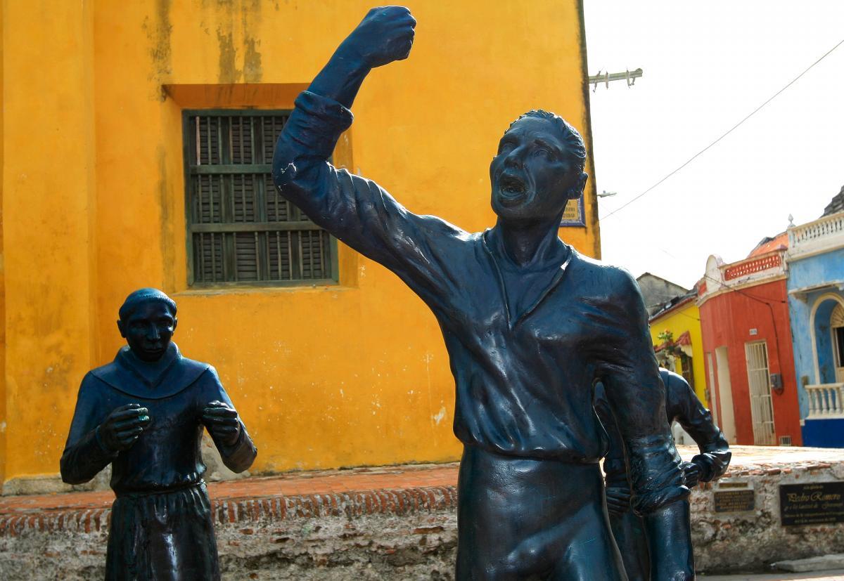 Estatua de Pedro Romero.