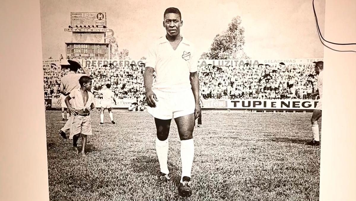 [Video] El gol mil de Pelé, un momento que el autor recuerda con nerviosismo
