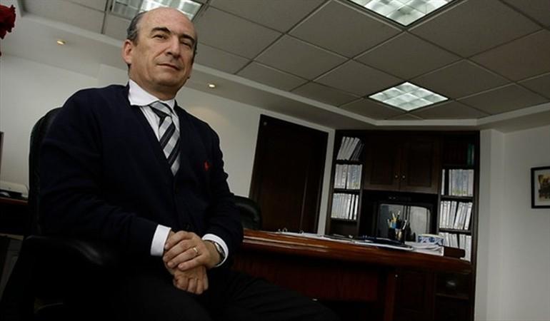 Jorge Enrique Pizano murió el pasado 8 de noviembre. //Colprensa