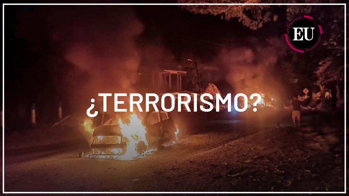 [Video] Siete muertos por la explosión de un autobús en el Cauca