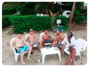 Tres de los venezolanos que están en el grupo han sido encontrados sin vida. // Cortesía