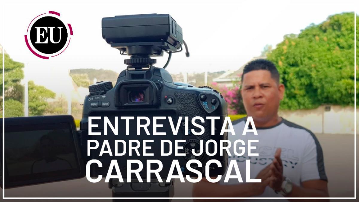 [Video] Habla el papá de Jorge Carrascal, la figura del Preolímpico sudamericano