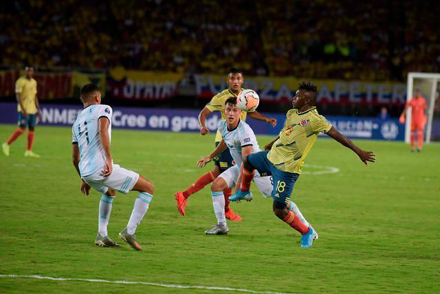 El próximo partido para el equipo nacional será el martes 21 de enero con Ecuador. // Colprensa.
