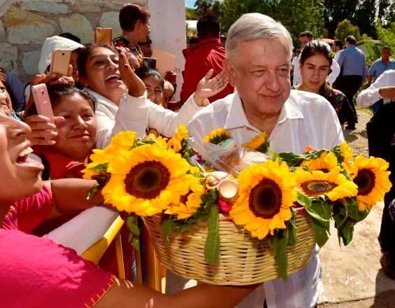 Imagen Presidente de México