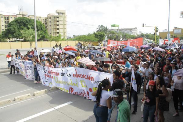 Esta vez la protesta comenzará en el Centro y seguirá hacia el barrio Crespo.//el universal.