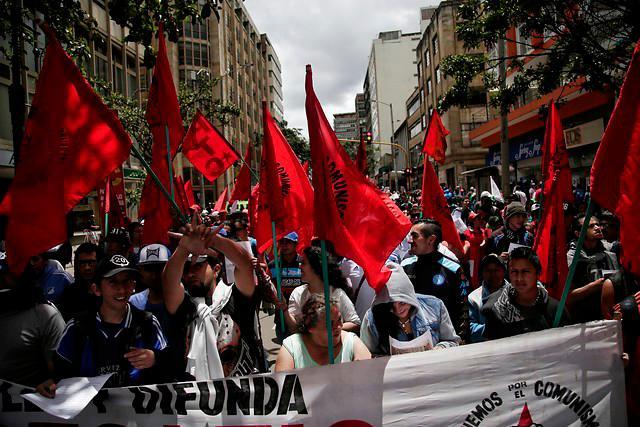 El presidente de la República, Iván Duque Márquez, reiteró su llamado a los colombianos, frente a la protesta; ha dicho que el Gobierno respeta el derecho constitucional, pero rechaza el uso de la violencia. Archivo/Colprensa
