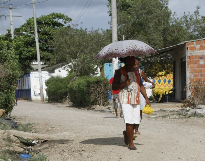 El corregimiento de Puerto Rey fue uno de los cuatro corregimientos que entraron en lista de priorizaciones para recibir titulación colectiva.