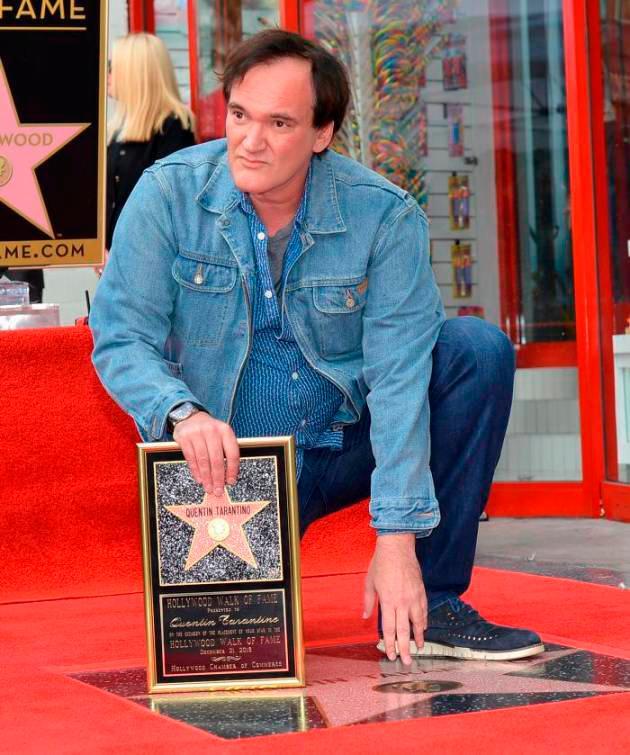 Quentin Tarantino. // Archivo