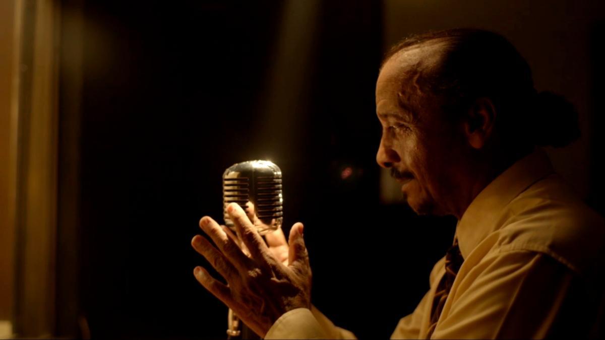 El protagonista es Manuel Rogelio Franco Hernández, es actor de teatro, miembro de la Asociación Distrital de Teatristas de Cartagena y dirige el grupo Zambo Teatro. Tiene una vasta experiencia de teatro en la ciudad.