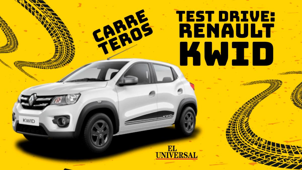Probamos el nuevo Renault KWID - Carreteros #1