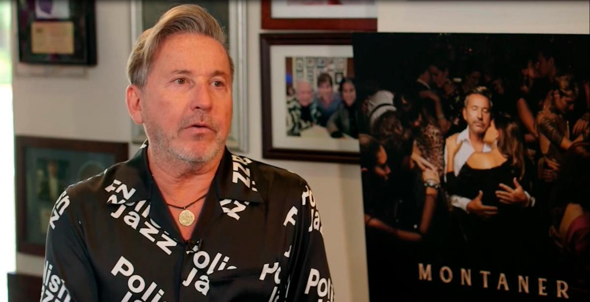 """Montaner: """"Este álbum está hecho a propósito para el reencuentro de la pareja"""""""