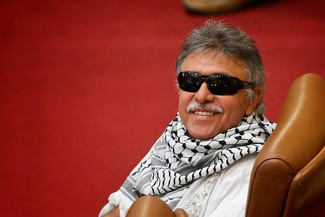 'Jesús Santrich' continúa con investidura pese a su rearme