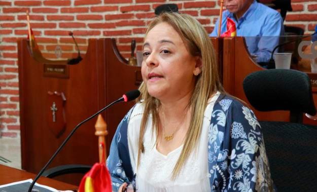 Claudia Almeida, secretaria de Educación Distrital. //Cortesía.