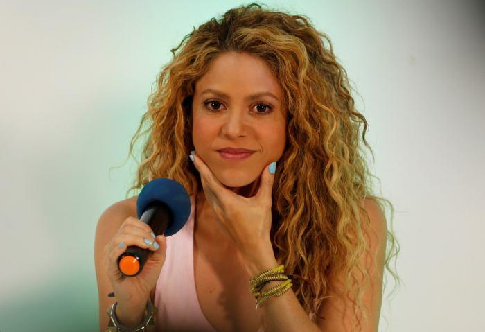 Shakira es denunciada por la Fiscalía de Barcelona por un presunto fraude fiscal de 14,5 millones de euros.//EFE