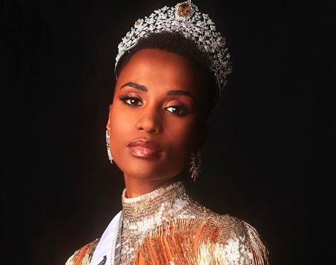Zozibini Tunzi, Miss Universo 2019.