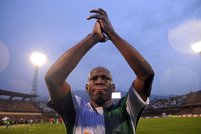 El exfutbolista Faustino 'El Tino' Asprilla.