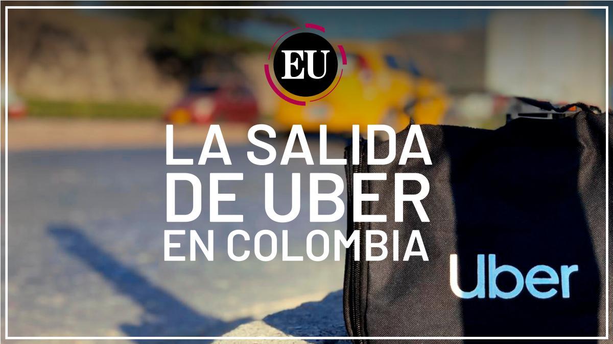 [Video] Se inicia la salida de Uber en Colombia