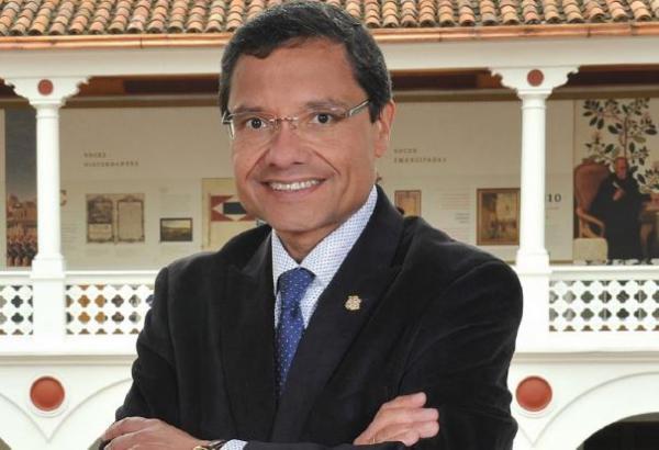 Vicente Torrijos. // Twitter.