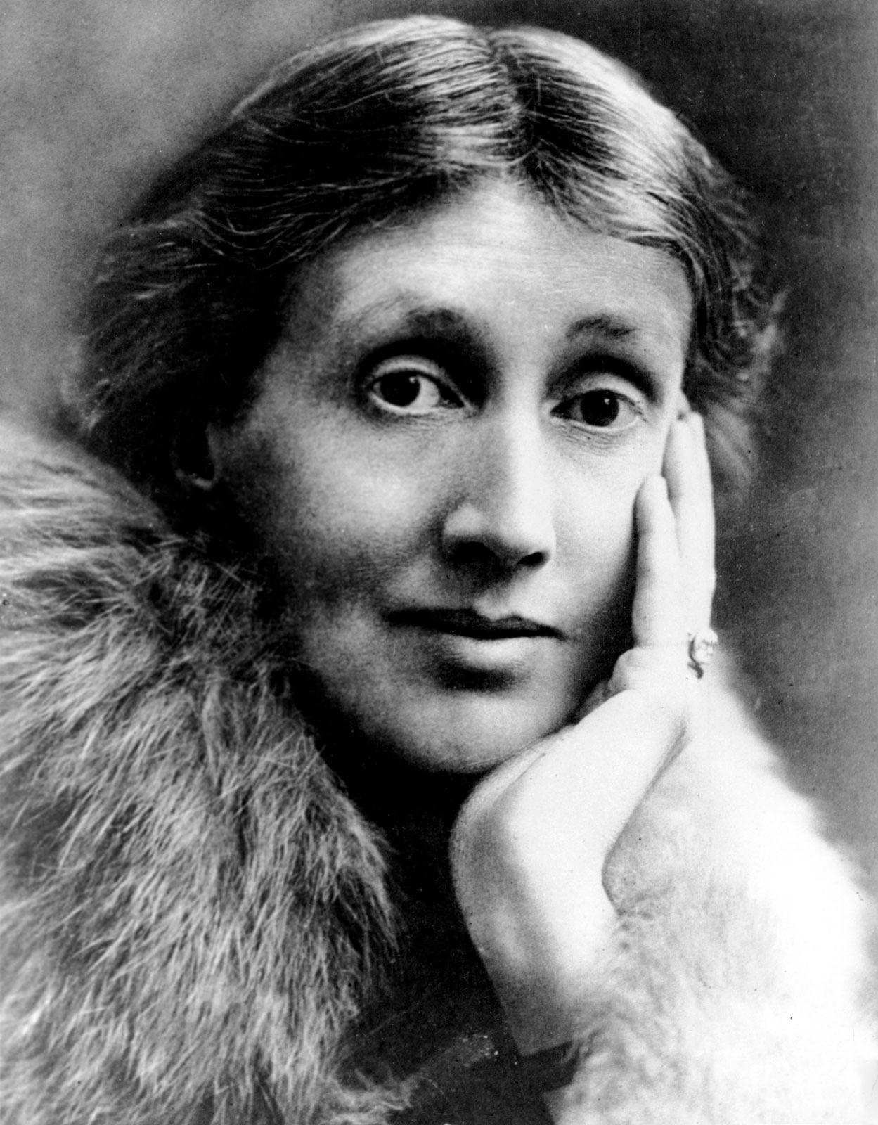 Imagen Virginia Woolf