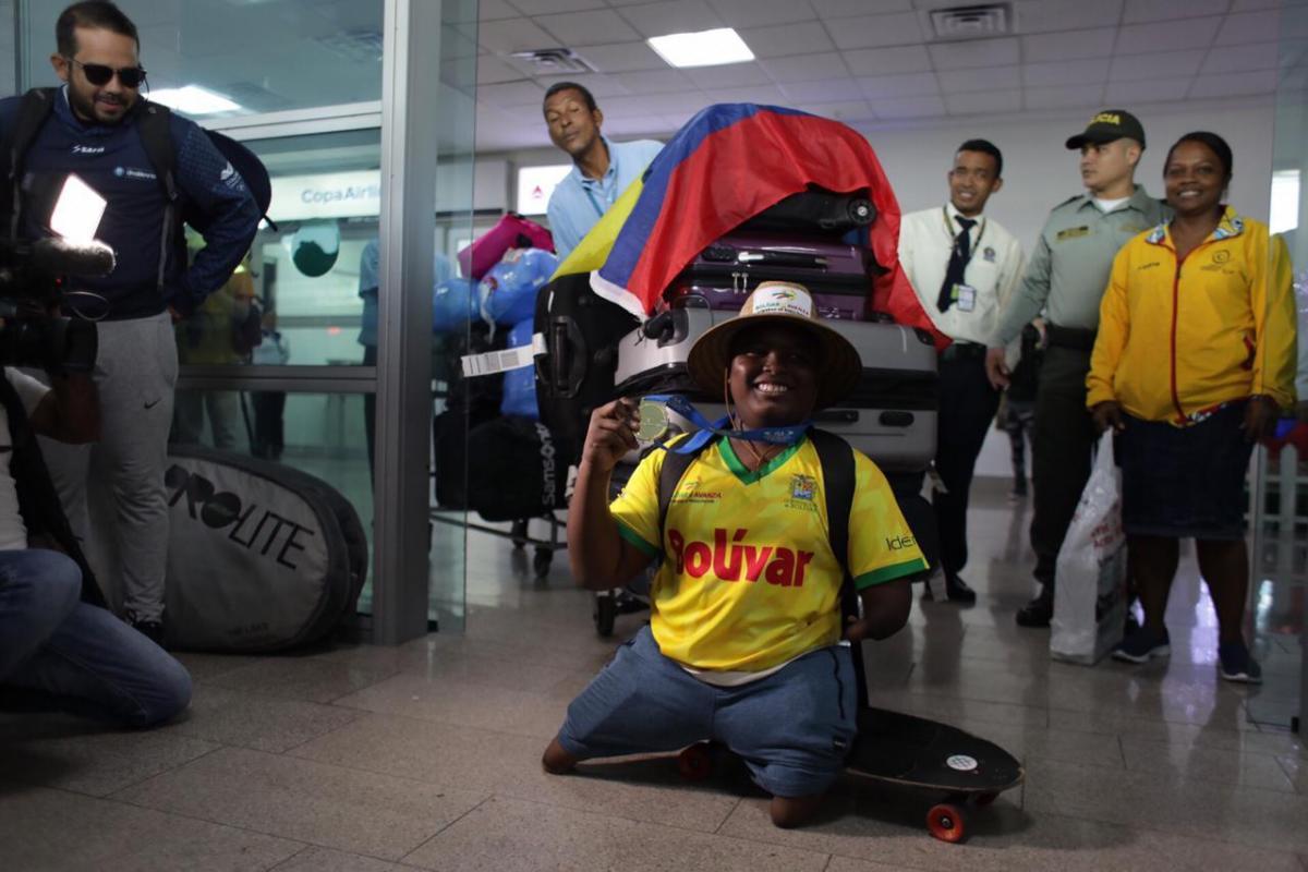 Video: Freddy Marimón, orgullo e inspiración para Cartagena