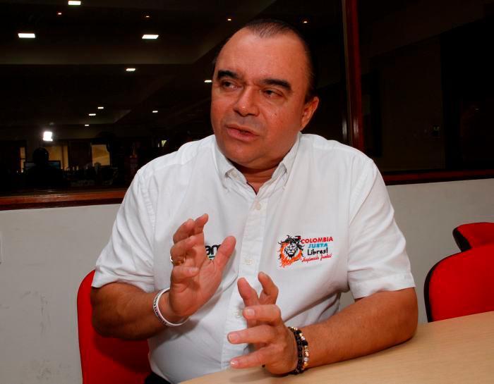 William García Tirado logró 103.633 votos en los comicios del 27 de octubre de 2019. // Zenia Valdelamar.