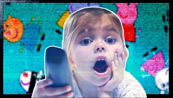 La televisión como pasatiempo de los niños, ¿una buena idea?