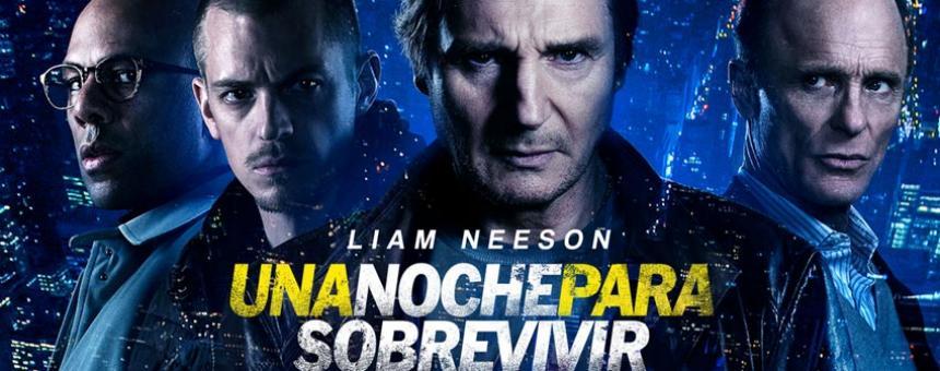 Liam Neeson - Una Noche para Sobrevivir -2015 WEBscreener
