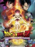 Dragon Ball Z la resurreción de Freezer