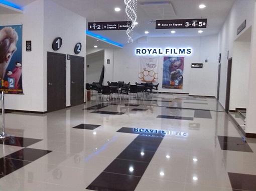 Multicine Centro Comercial San Fernando - Royal Films 4TD
