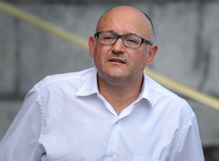 José Luis Rebordinos, Director de Festival Internacional de Cine de San Sebastiá