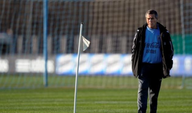 Oscar Tabárez, DT de Uruguay, dice que Uruguay se merece ganar la Copa América.