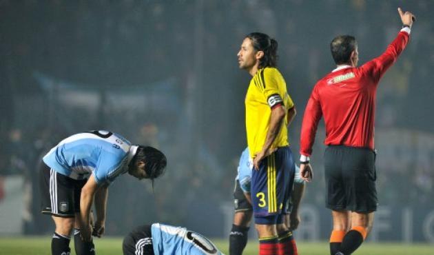 Mario Alberto Yepes aseguró que Colombia mereció el triunfo ante Argentina