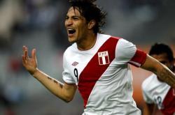 El peruano Paolo Guerrero, goleador de la Copa América